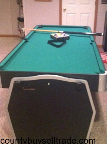 Harvard In Game Table In Canal Fulton Stark Ohio County Buy - Sportcraft monument billiard table